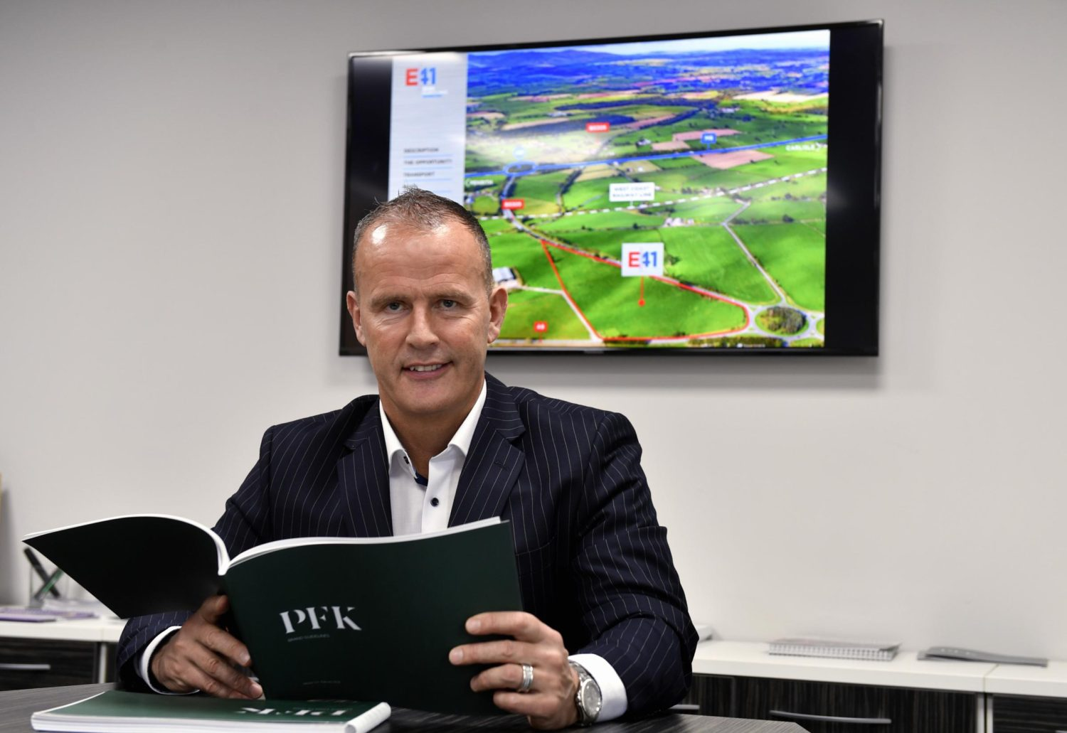 Professional services hub ambition for Eden Forty One Business Park